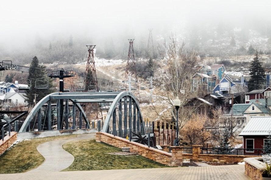 Park City bridge