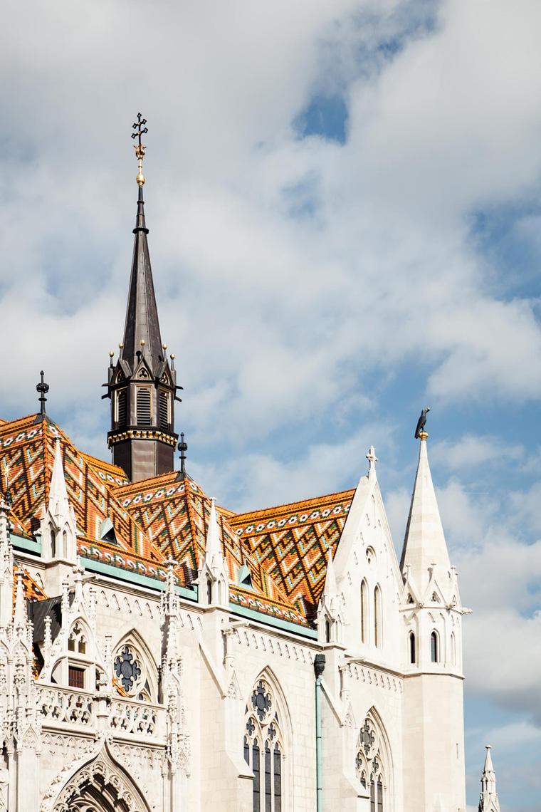 Budapest itinerary - Matthias Church