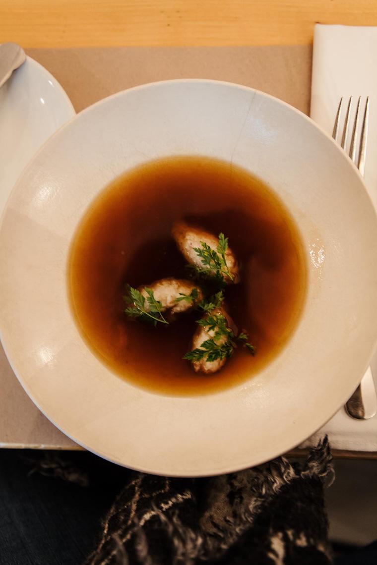 Mak Bistro soup