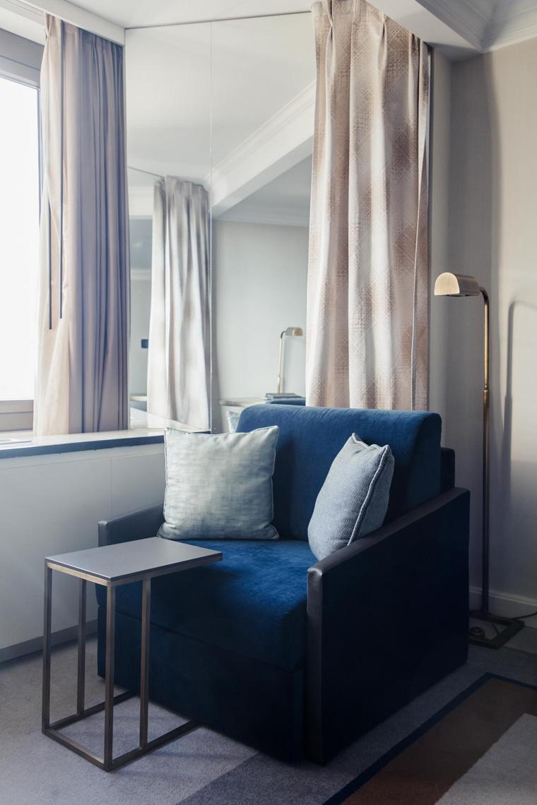 Hilton Budapest chair