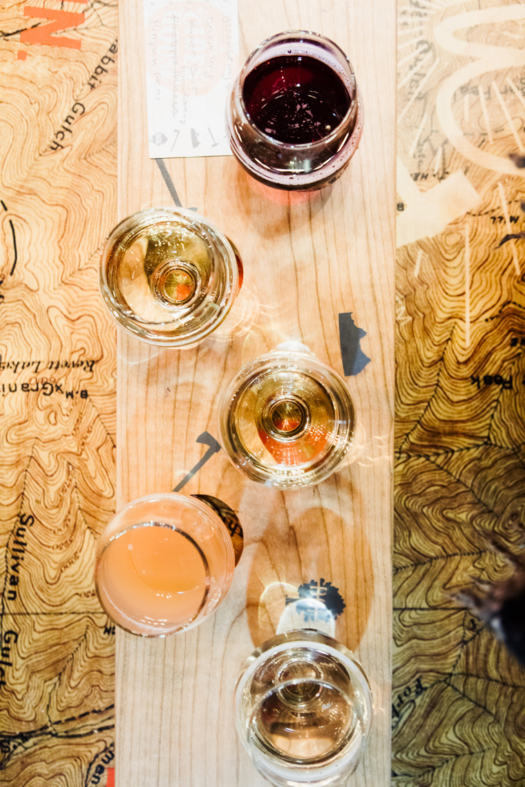 flight of cider