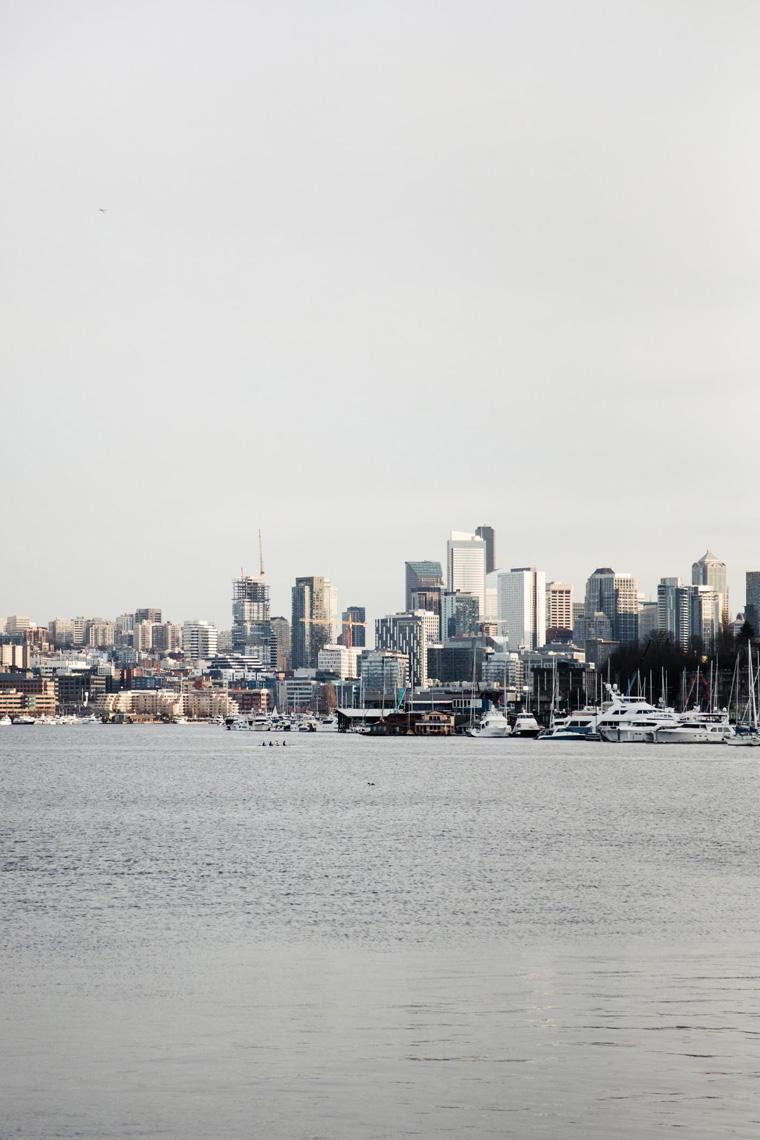 Seattle city skyline