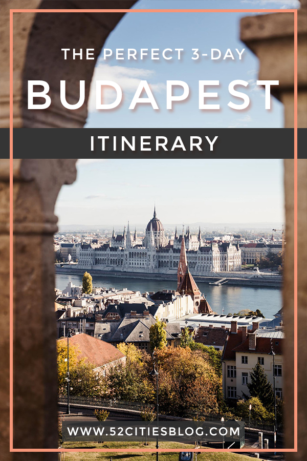 Budapest Itinerary - 3 Days in Budapest for First-Time Visitors