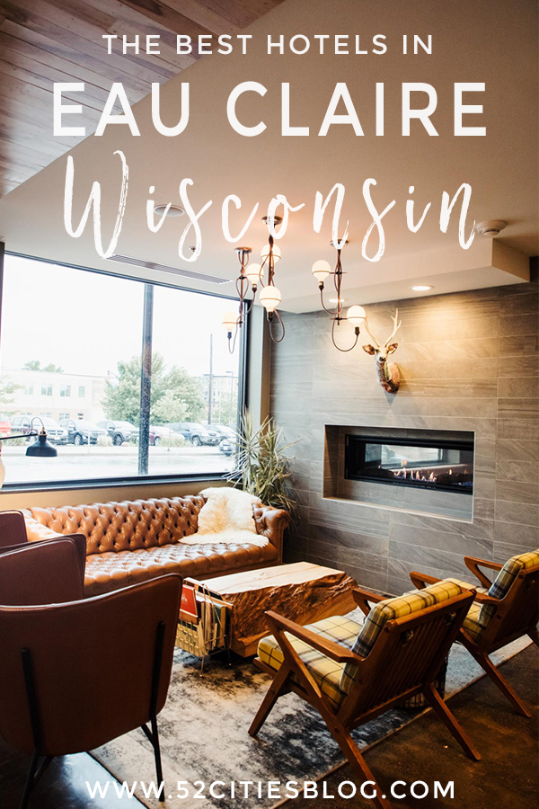 The best hotels in Eau Claire WI