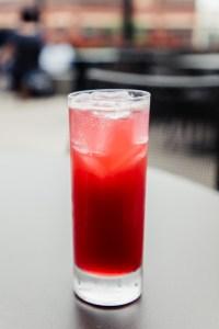 Dive cocktail
