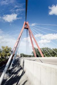 Columbus Indiana bridge