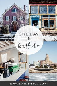 One day in Buffalo