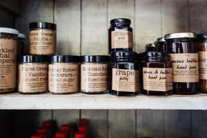 Farm Shop jams