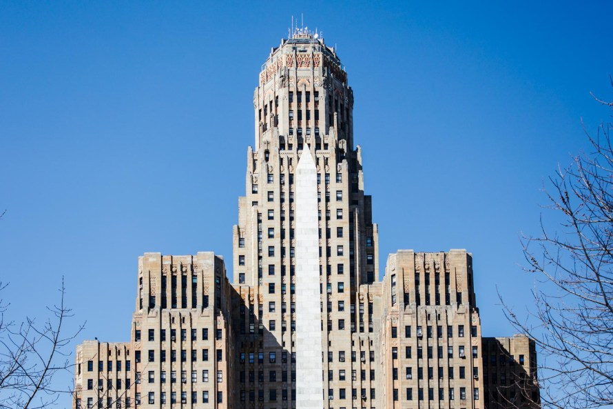Buffalo City Hall, must-see Buffalo attractions