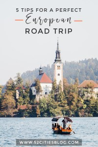 5 tips for a perfect European road trip