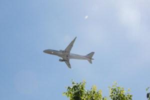 Airline plane