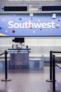 Southwest check-in