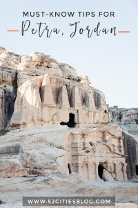 Must-know tips for Petra tours