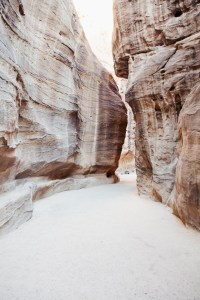 Petra narrows