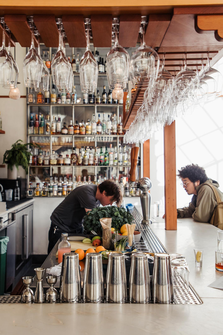 Tartine Manufactory bar, most Instagrammable places in San Francisco