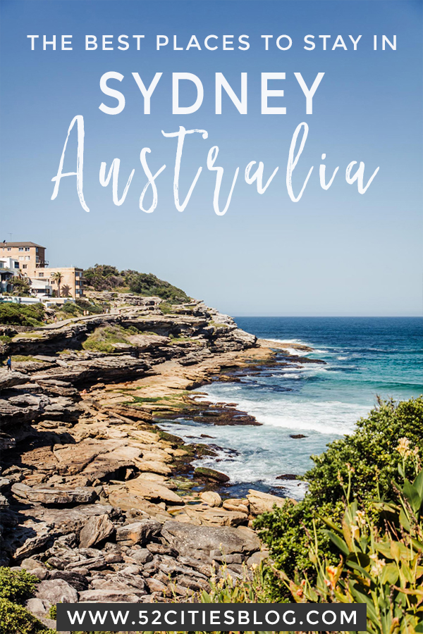 Best area to stay in Sydney Australia