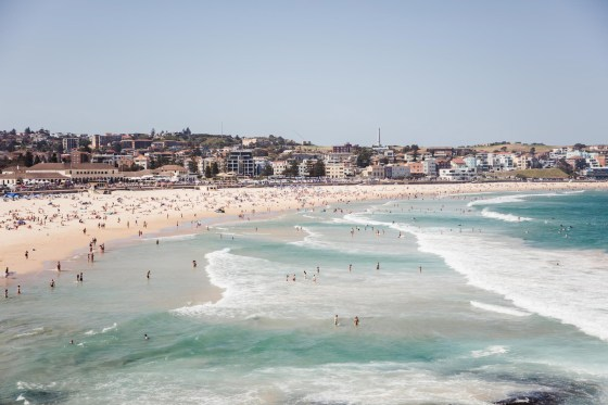 Bondi Beach - 7 days itinerary Sydney Australia