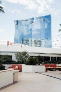 MGM Signature patio