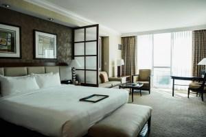 MGM Grand Signature hotel room