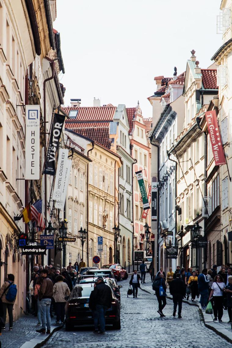 Mala Strana - Prague two day itinerary