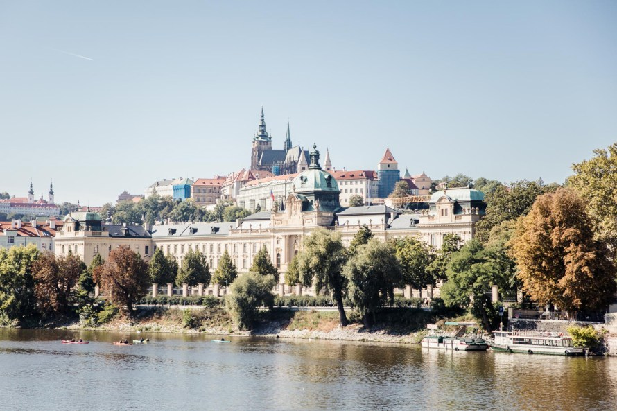 Prague Castle - Prague two day itinerary