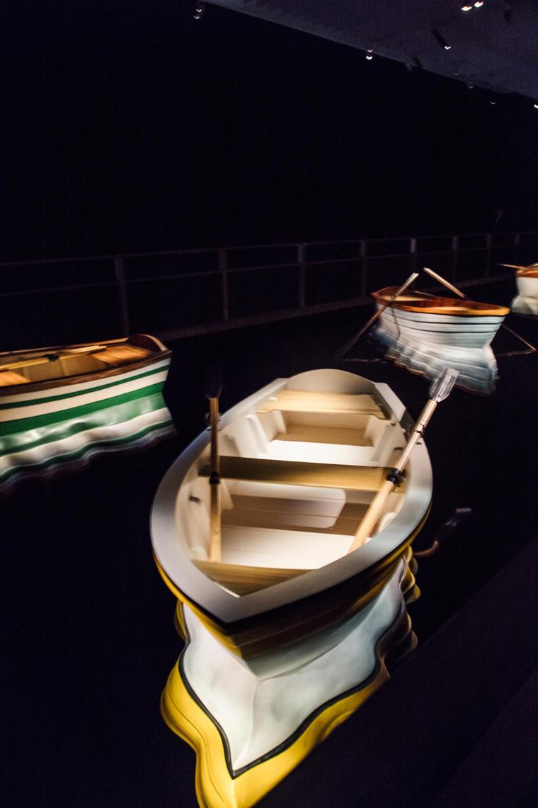 Mori Art Museum exhibit - Tokyo itinerary 7 days