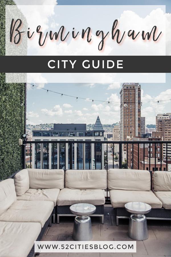 Birmingham tourist information