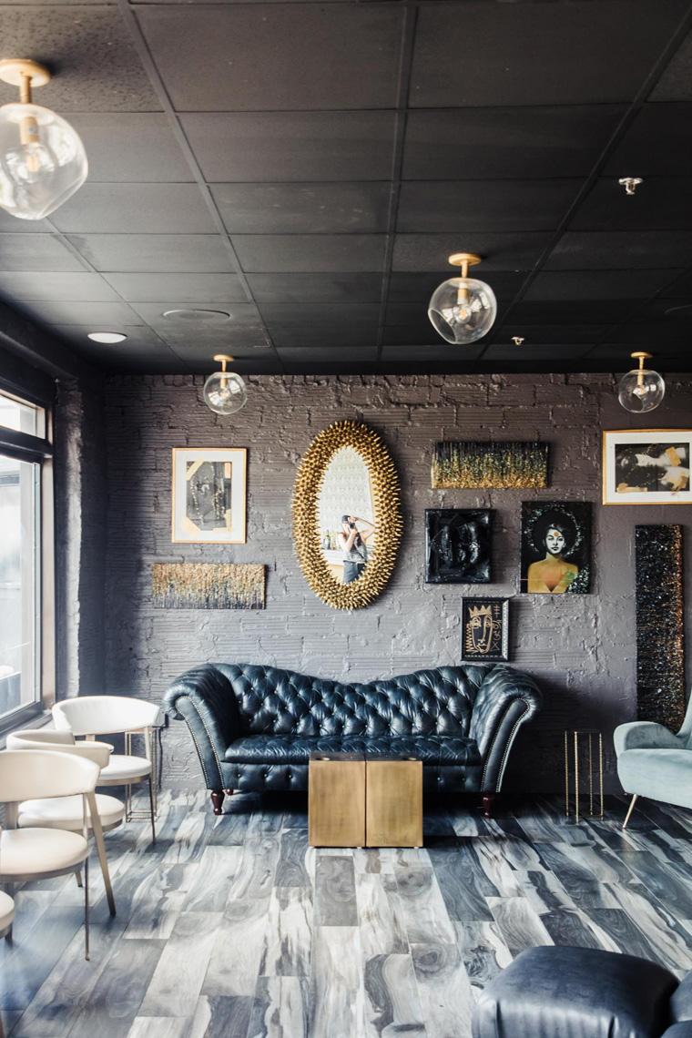 Redmont rooftop lounge