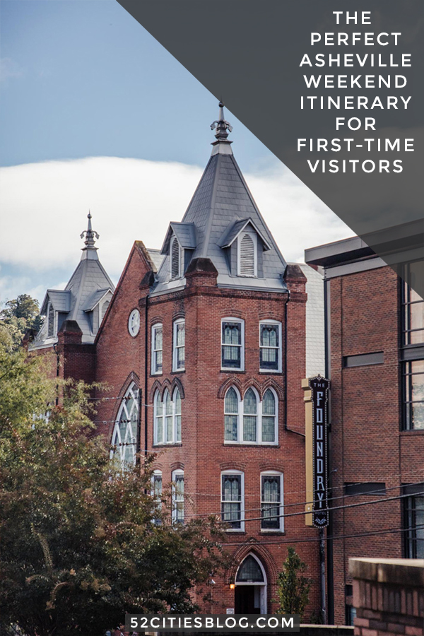 Asheville itinerary