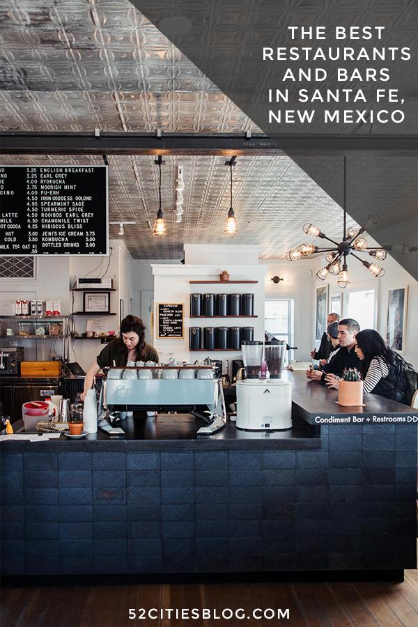 Santa Fe bars and restaurants