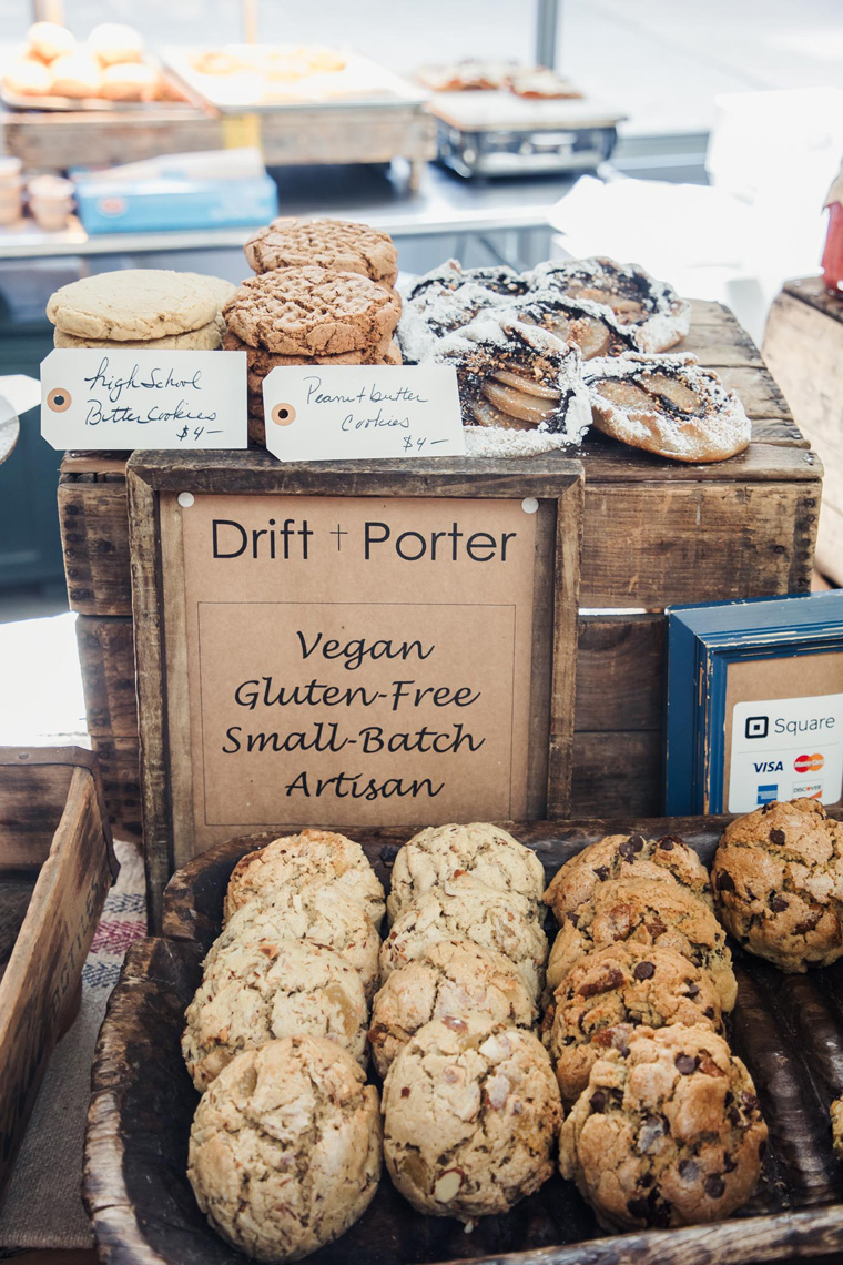 Drift + Porter pastries
