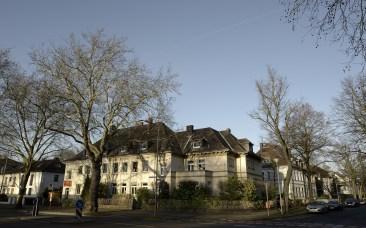 An der Westparkstraße I
