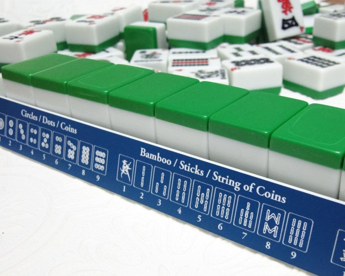 18: Mahjong Rulers