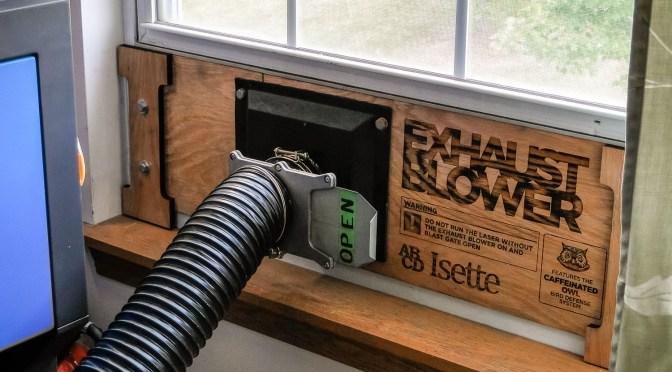 31: Exhaust Blower