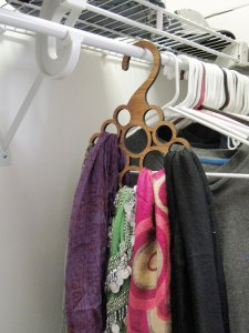 Welcome to Ryan's half of the closet