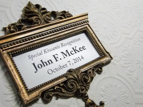 John F. McKee