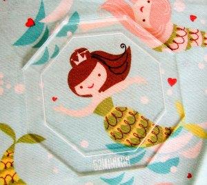 Cute framed Mermaid!