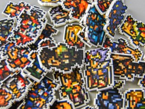 So many FFRK characters!
