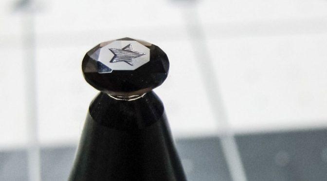123: Semi-Precious Stone Engraving