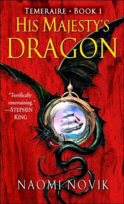 cover his majestys dragon