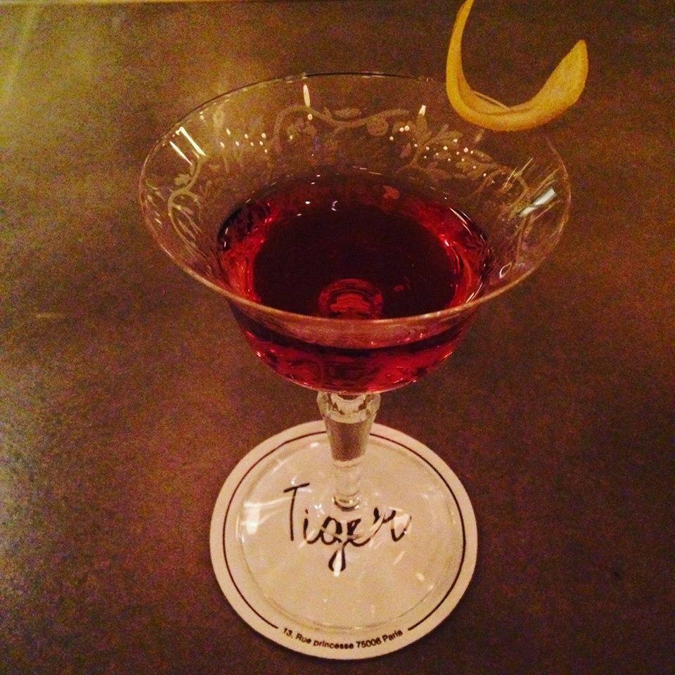 Paris Cocktail Talk