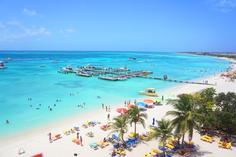 a perfect aruba vacation