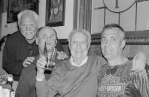 Harry, Gene, Lou, George