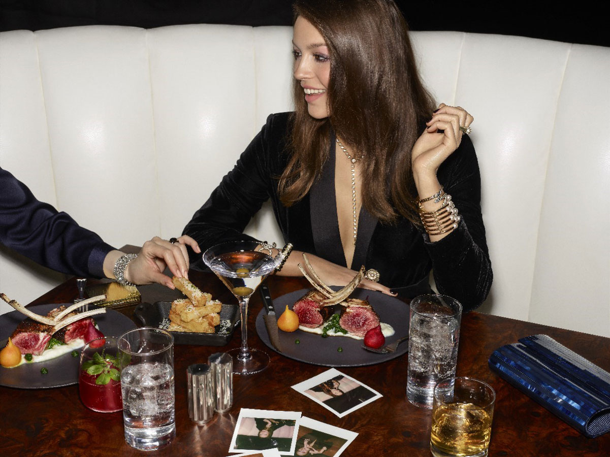 STK lets you eat like a carnivore at The Cosmopolitan of Las Vegas.