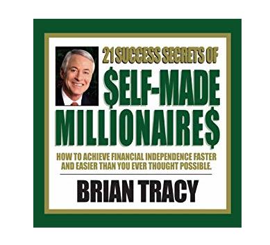 Buchcover 21 Success Secrets of Self-Made Millionaires