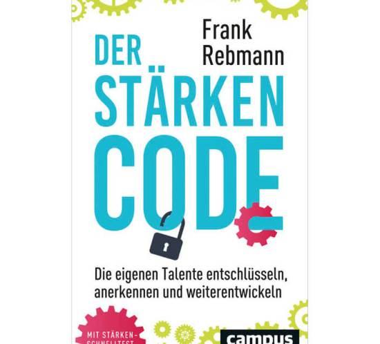 Der Stärken-Code Buchcover Titelbild