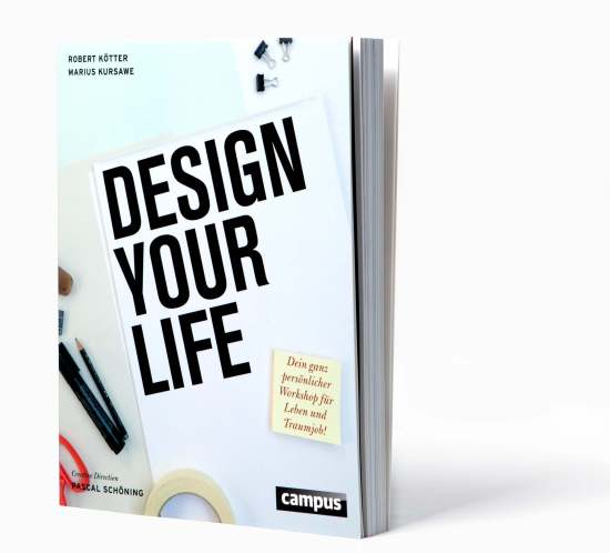 Design Your Life Buchcover