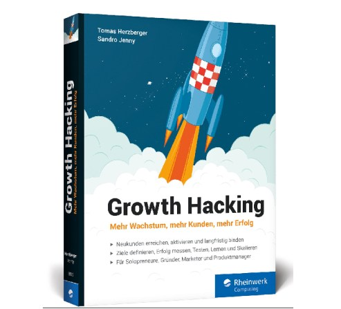 Growth Hacking Buchcover