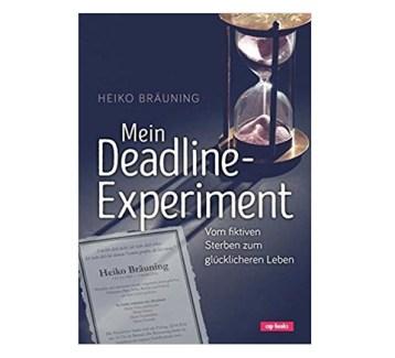 Mein Deadline-Experiment Buchcover