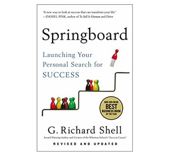 Springboard Buchcover
